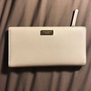 Kate Spade Stacy Saffiano Leather Wallet